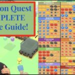 Pokemon Quest COMPLETE Recipe Guide – ALL 8 Recipes Tutorial – How To Cook  Every Recipe – Food Quest Recipes