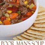 Poor Man's Soup – Soup Recipes Easy And Cheap