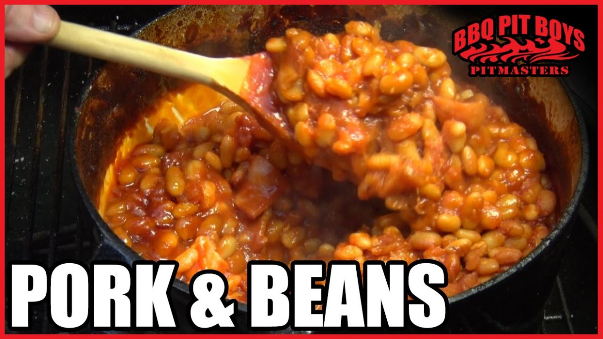 Pork & Beans recipe by the BBQ Pit Boys