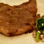 Pork Chops With Apple Sauce And Onions – Recipe Pork With Apple Sauce