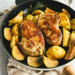 Pork Chops With Apples, Quince And Sage – Recipe Quince Pork