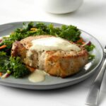 Pork Chops With Dijon Sauce – Recipe Pork Dijon