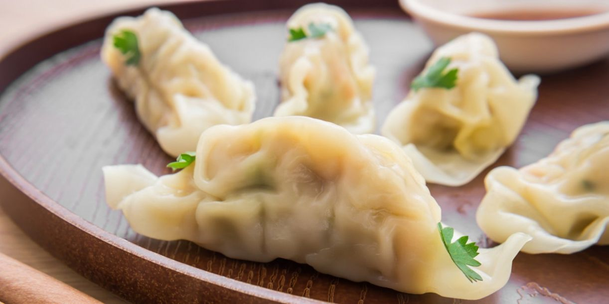 Pork Dumplings - Recipe Pork Dumplings Steamed