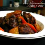 Pork Estofado – Recipe Pork Estofado
