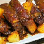 PORK ESTOFADO | THE BEST PORK ESTOFADO VERSION – Recipe Pork Estofado