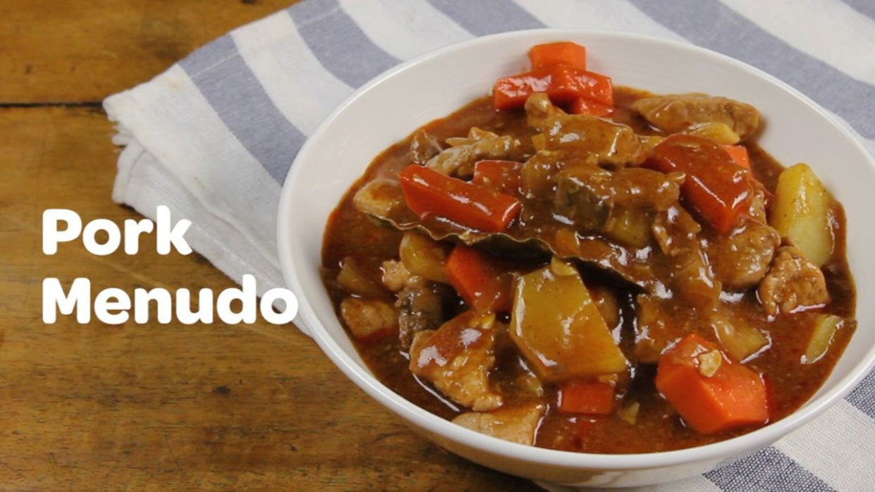 Pork Menudo Recipe | Yummy Ph - Pork Recipes Yummy