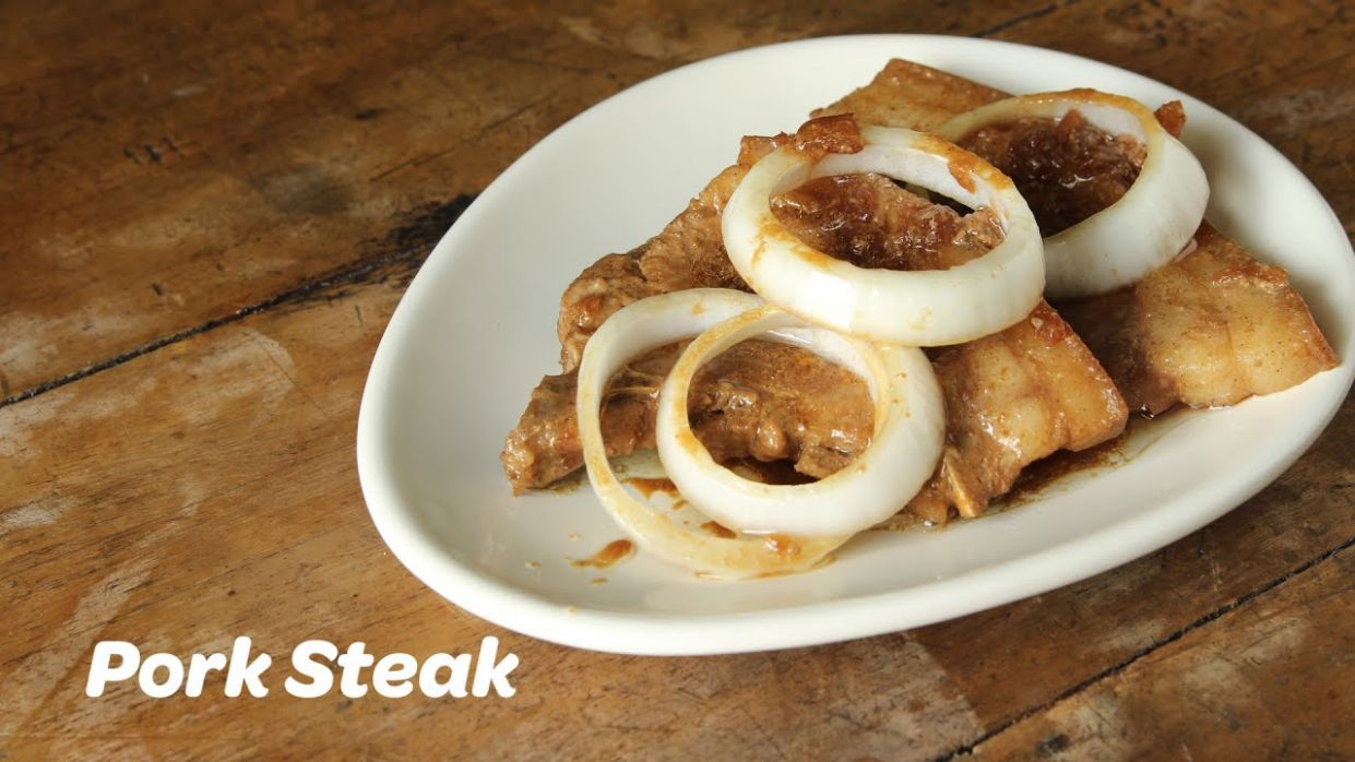 Pork Steak Recipe | Yummy Ph - Pork Recipes Yummy
