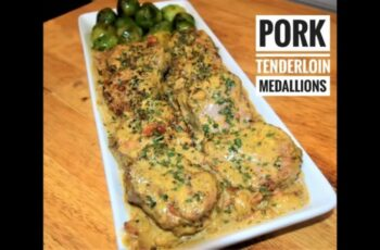 Pork Tenderloin Medallions Recipe - Easy Pork Recipes