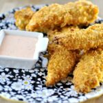 Potato Chip Crusted Chicken Tenders – Simply Scratch – Recipes Using Potato Chip Crumbs