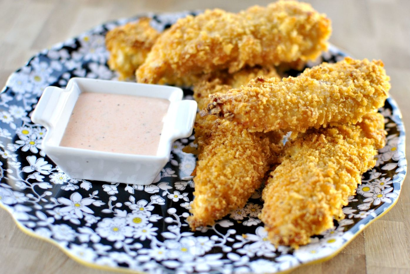 Potato Chip Crusted Chicken Tenders - Simply Scratch - Recipes Using Potato Chip Crumbs