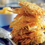 Potato Latkes Recipe | Southern Living