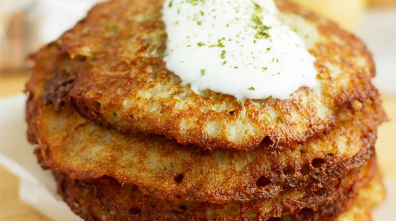Potato Pancakes - Recipes Potato Pancakes