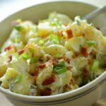 Potato Salad With And Without Mayonnaise – Recipes Potato Salad Without Mayonnaise