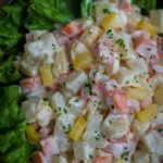 Potato Salad With Carrots And Pineapple – Salad Recipes Pinoy