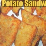 "POTATO SANDWICH ""Breakfast recipe"""