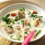 Potato, Sausage & Kale Soup – Soup Recipes Taste Of Home
