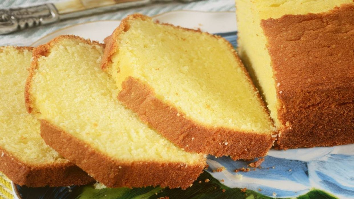 Pound Cake Recipe & Video - Recipes Cakes From Scratch
