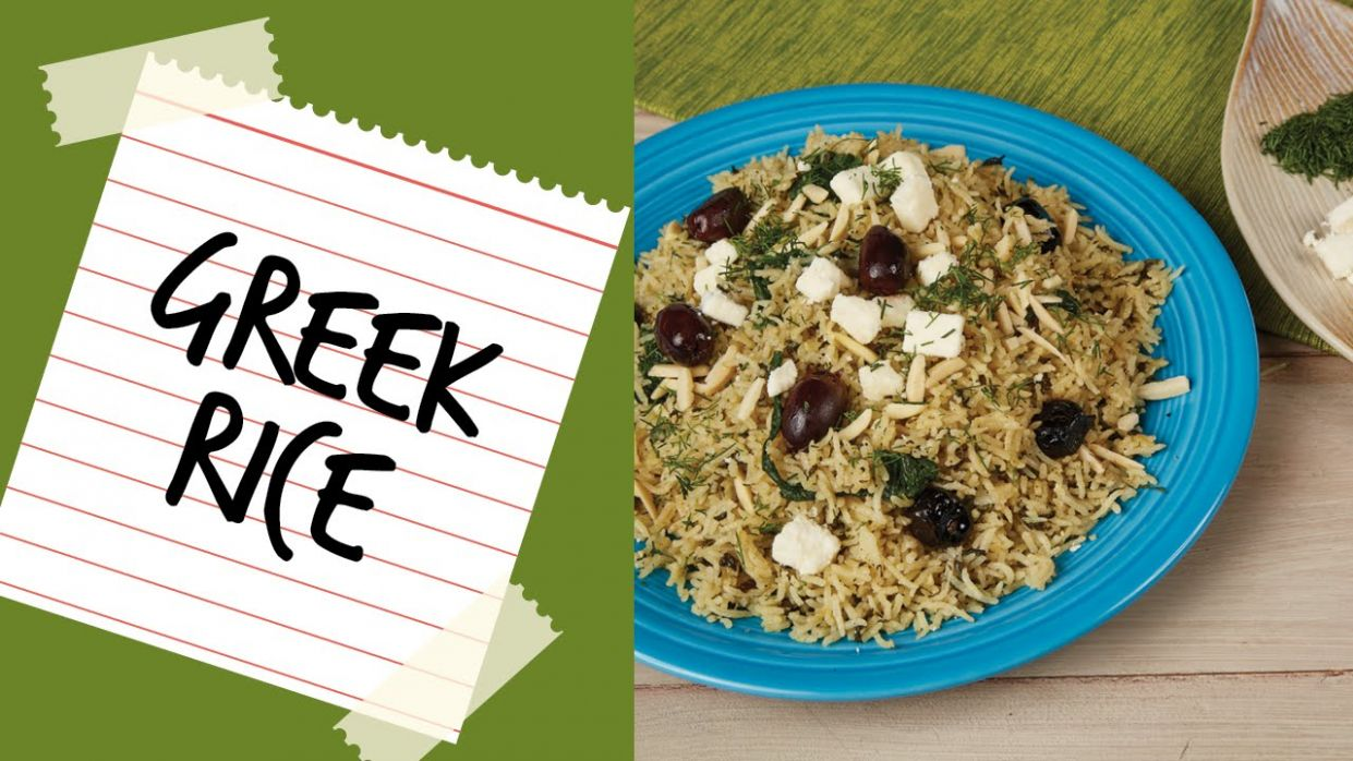 Power Pressure Cooker XL Greek Rice Recipe - Recipes Rice Xl