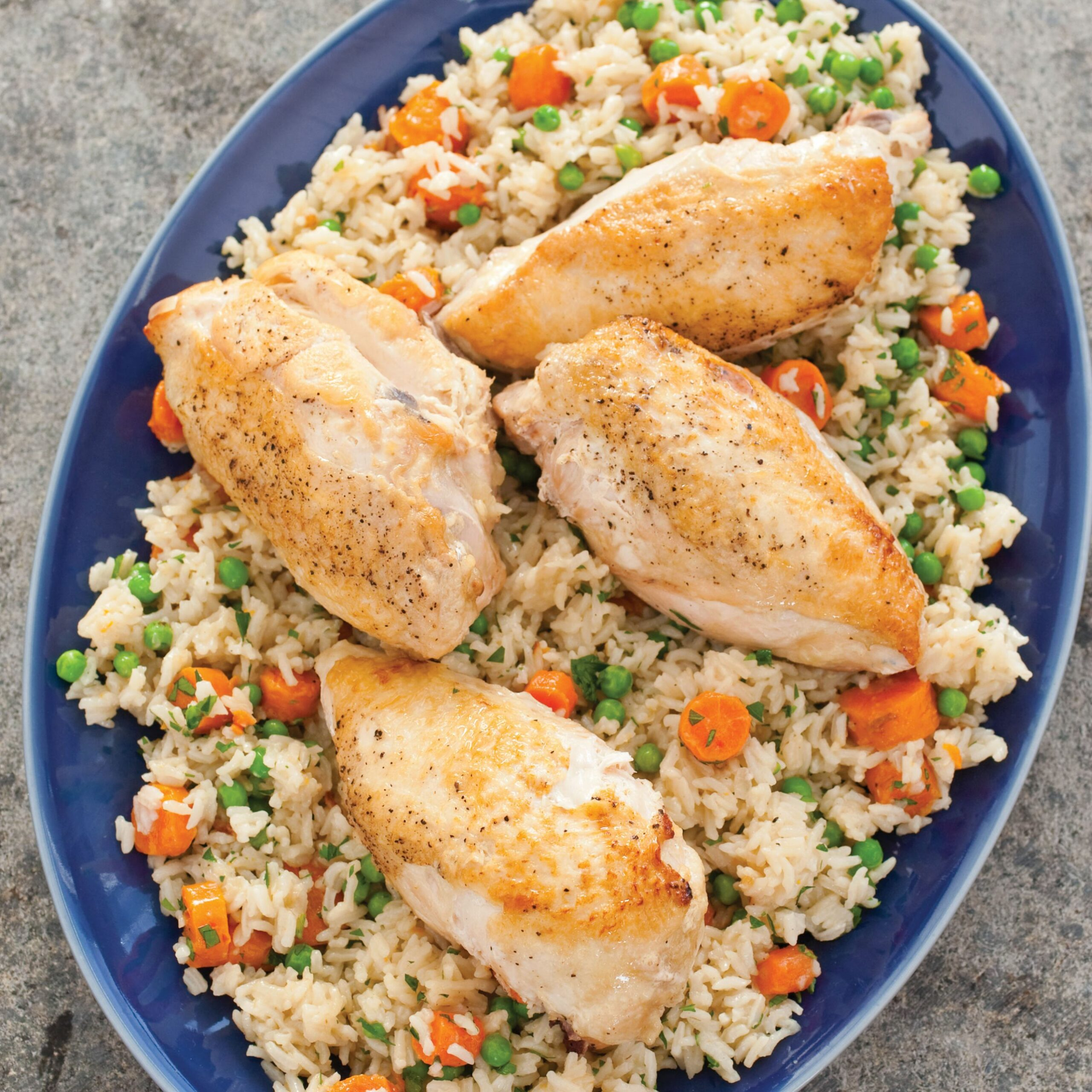 Pressure-Cooker Easy Chicken and Rice - Recipes Chicken Breast And Rice