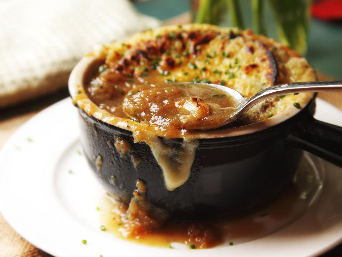 Pressure Cooker French Onion Soup Recipe - Recipes Onion Soup