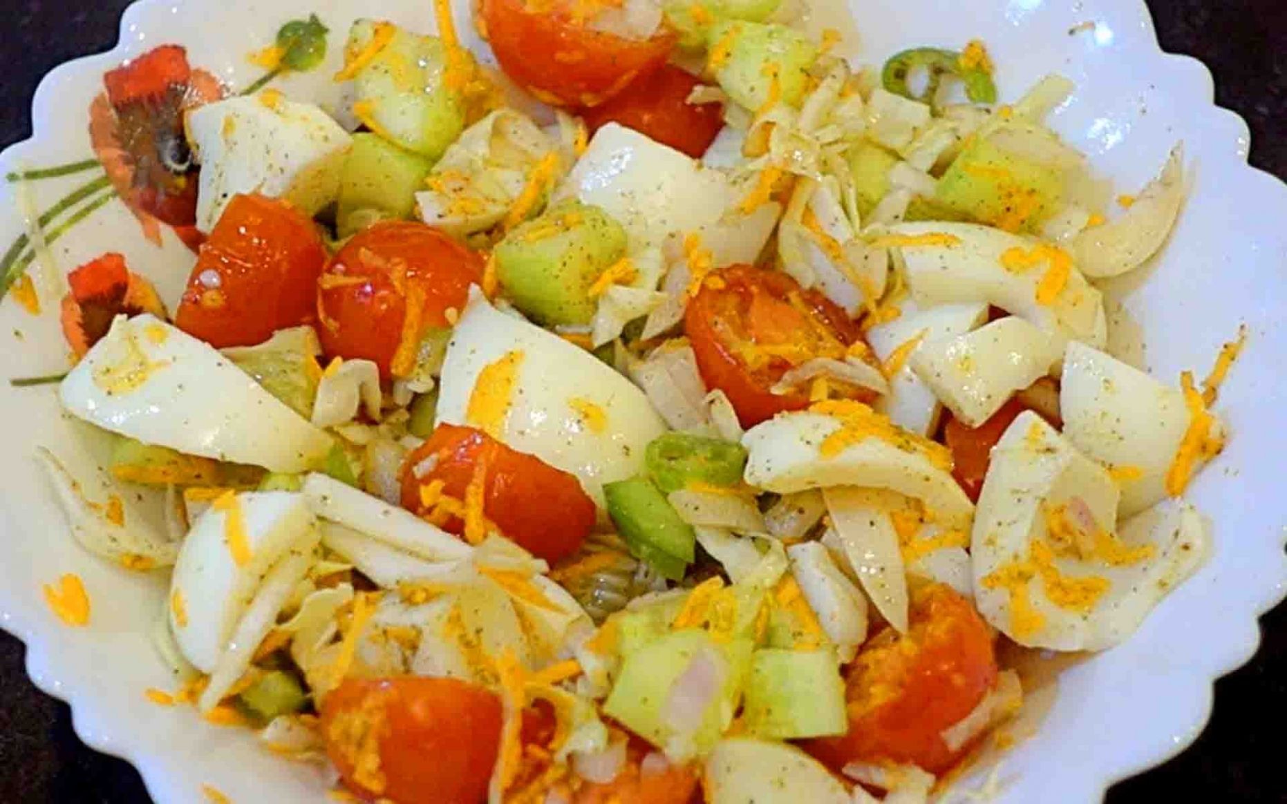 Protein Salad For Weight Loss