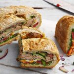 Provençal Picnic Sandwich (Pan Bagnat) – Sandwich Recipes Bbc Good Food