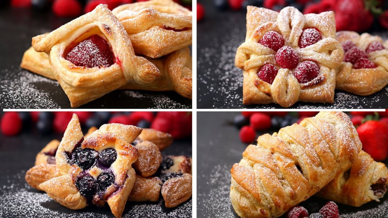 Puff Pastry 11 Ways - Easy Recipes Using Puff Pastry
