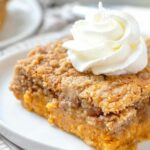 PUMPKIN PIE DUMP CAKE (+Video) | The Country Cook Dessert – Recipes Cake Mix And Pie Filling