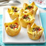 Quiche Pastry Cups – Recipes Egg Quiche