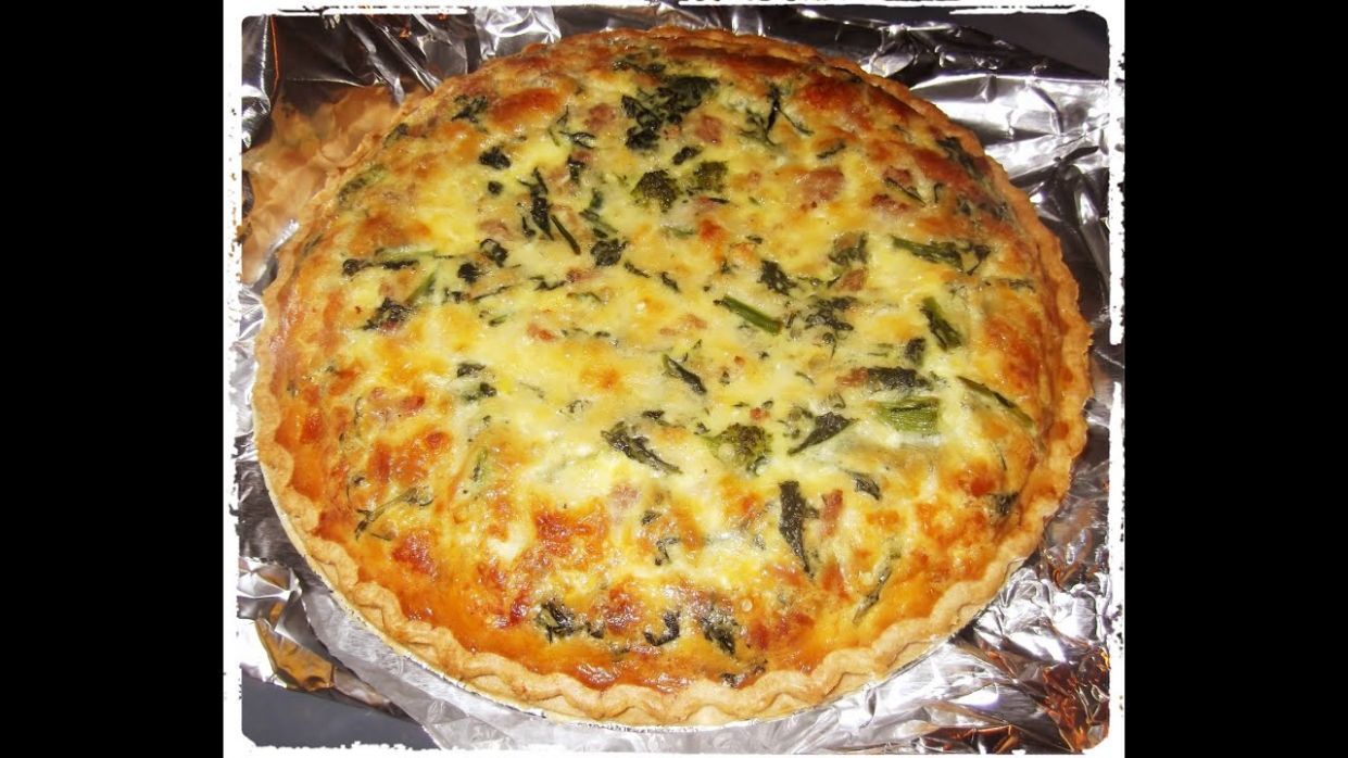 quiche recipe - easy - jamie oliver - gordon ramsay - vegetarian - indian -  cheese spinach - Summer Quiche Recipes Uk
