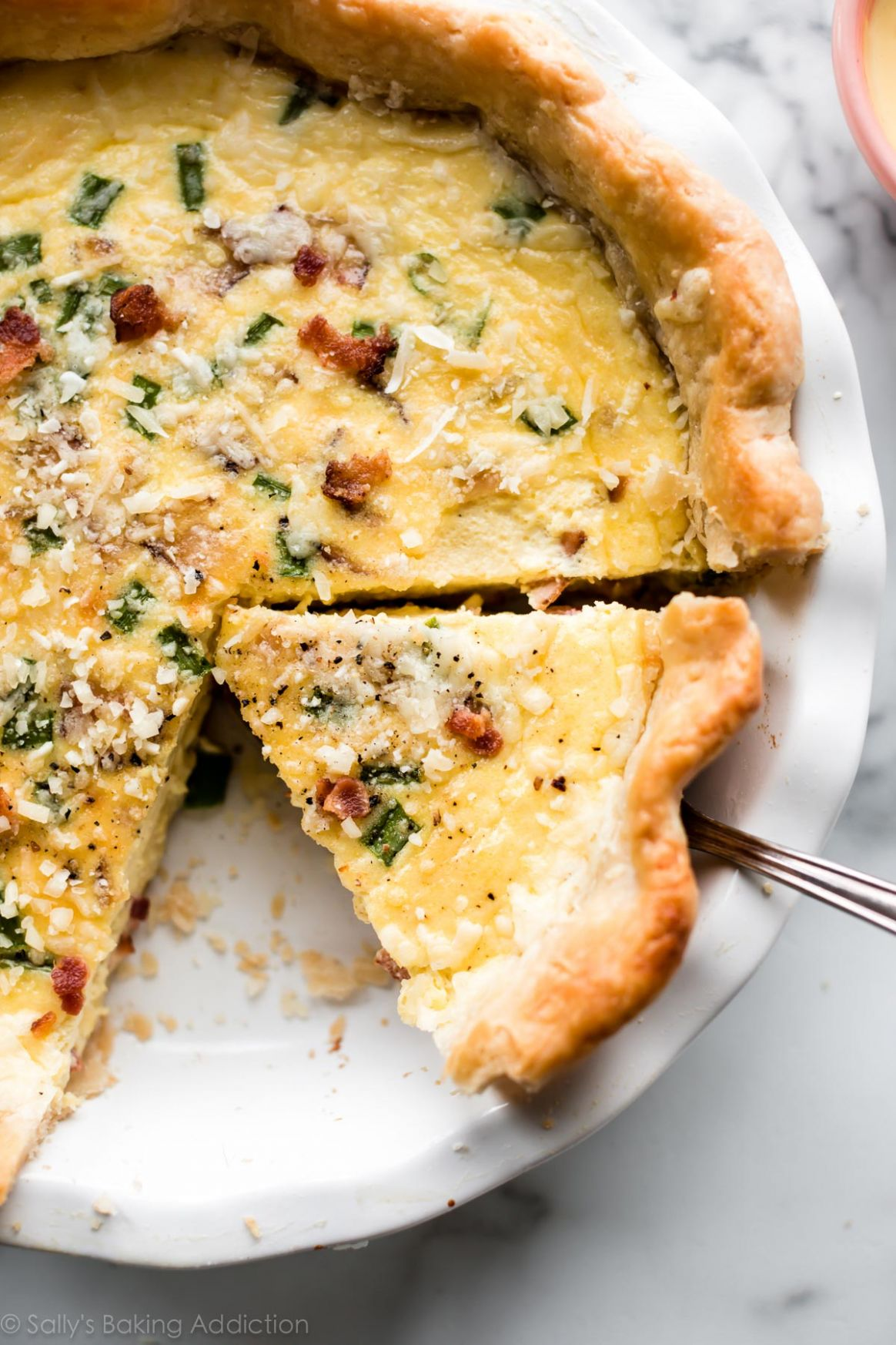 Quiche Recipe - Recipes Egg Quiche