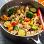 Quick 11 Minute Stir Fry Chicken And Veggies – Healthy Recipes Vegetables