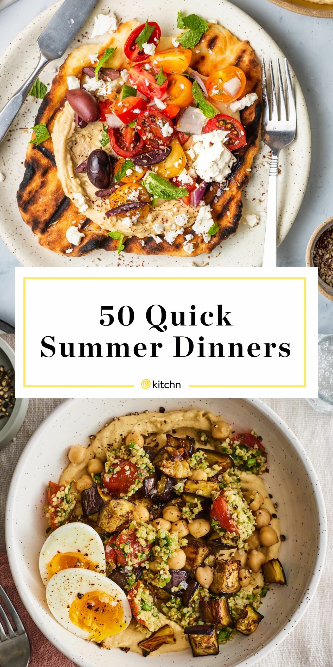 Quick & Easy Summer Suppers | Kitchn - Summer Recipes Kitchn