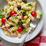 QUICK & EASY VEGAN PASTA SALAD – Vegan Recipes Quick