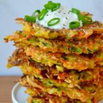 Quick And Crispy Vegetable Fritters – Recipes Vegetarian Fast