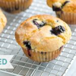 Quick And Easy Blueberry Muffins – Blueberry Recipes Dessert Quick