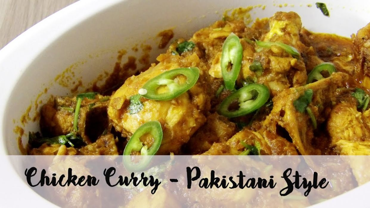 Quick and Easy Chicken Curry | Pakistani Recipe | Hungry for Goodies - Easy Recipes Pakistani