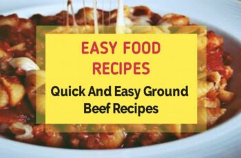 Quick And Easy Ground Beef Recipes - YouTube