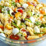Quick And Easy Pasta Salad – Salad Recipes Quick And Easy
