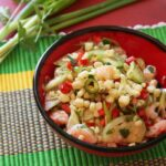 Quick And Easy Shrimp, Corn, And Tomatillo Salad Recipe – Salad Recipes Quick And Easy