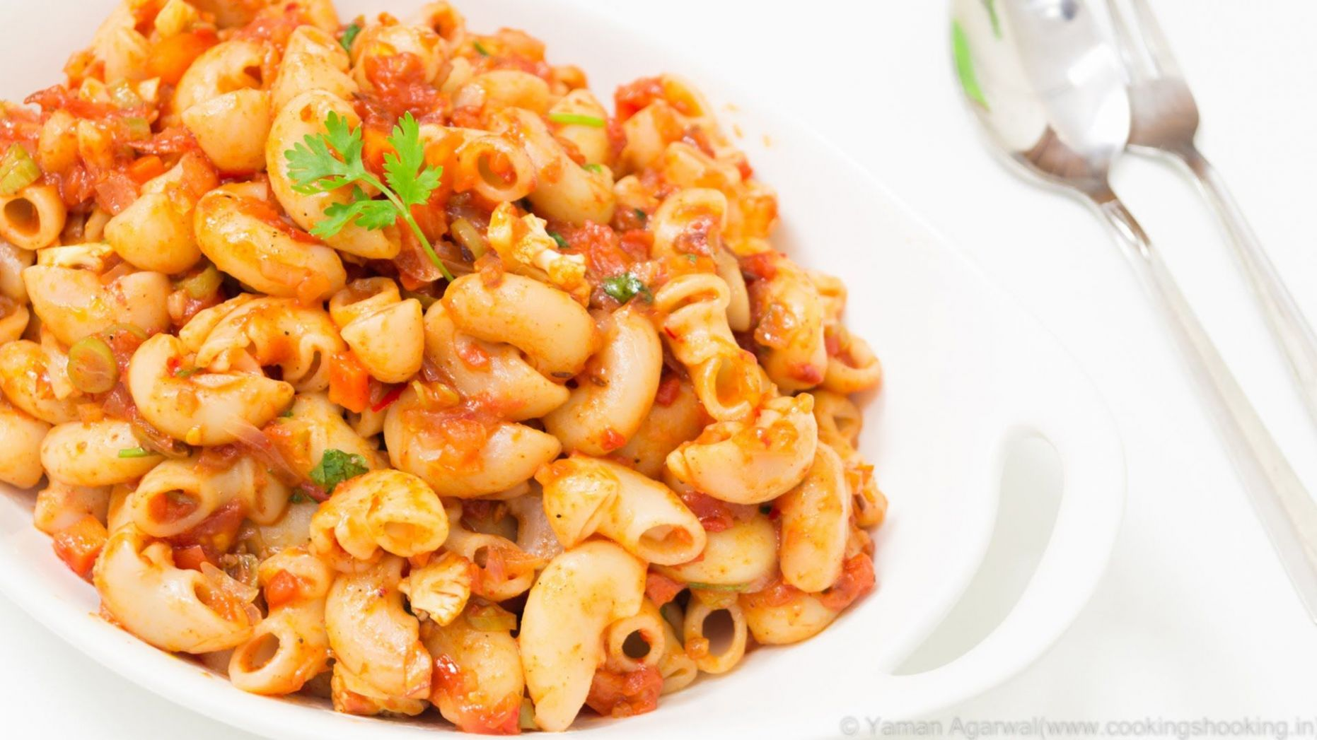 Quick and Easy to Make, Tastes super delicious. This Veg Macaroni ..