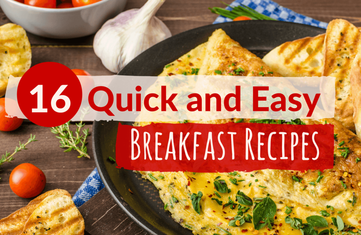 Quick and Healthy Breakfast Ideas | SparkPeople - Breakfast Recipes Quick