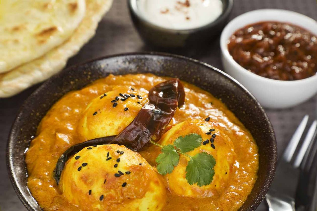 Quick And Simple Egg Curry Recipe - Egg Recipes Lunch Indian