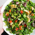 Quick Basic Chopped Salad – Salad Recipes Easy