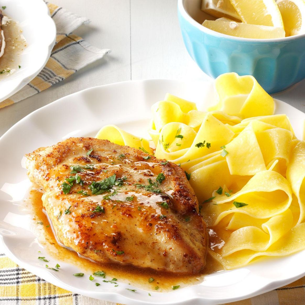 Quick Chicken Piccata - Recipes For Chicken Breast Quick And Easy