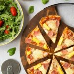 Quick Hawaiian Tortilla Pizza – Pizza Recipes Uk
