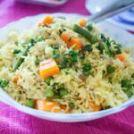 Quick One Pot Vegetable Rice Recipe – Rice Recipes One Pot