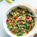 Quinoa Recipes: Healthy Quinoa & Veggie Salad – Simple Recipes Quinoa