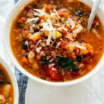 Quinoa Vegetable Soup Recipe – Cookie And Kate – Cooking Quinoa Soup