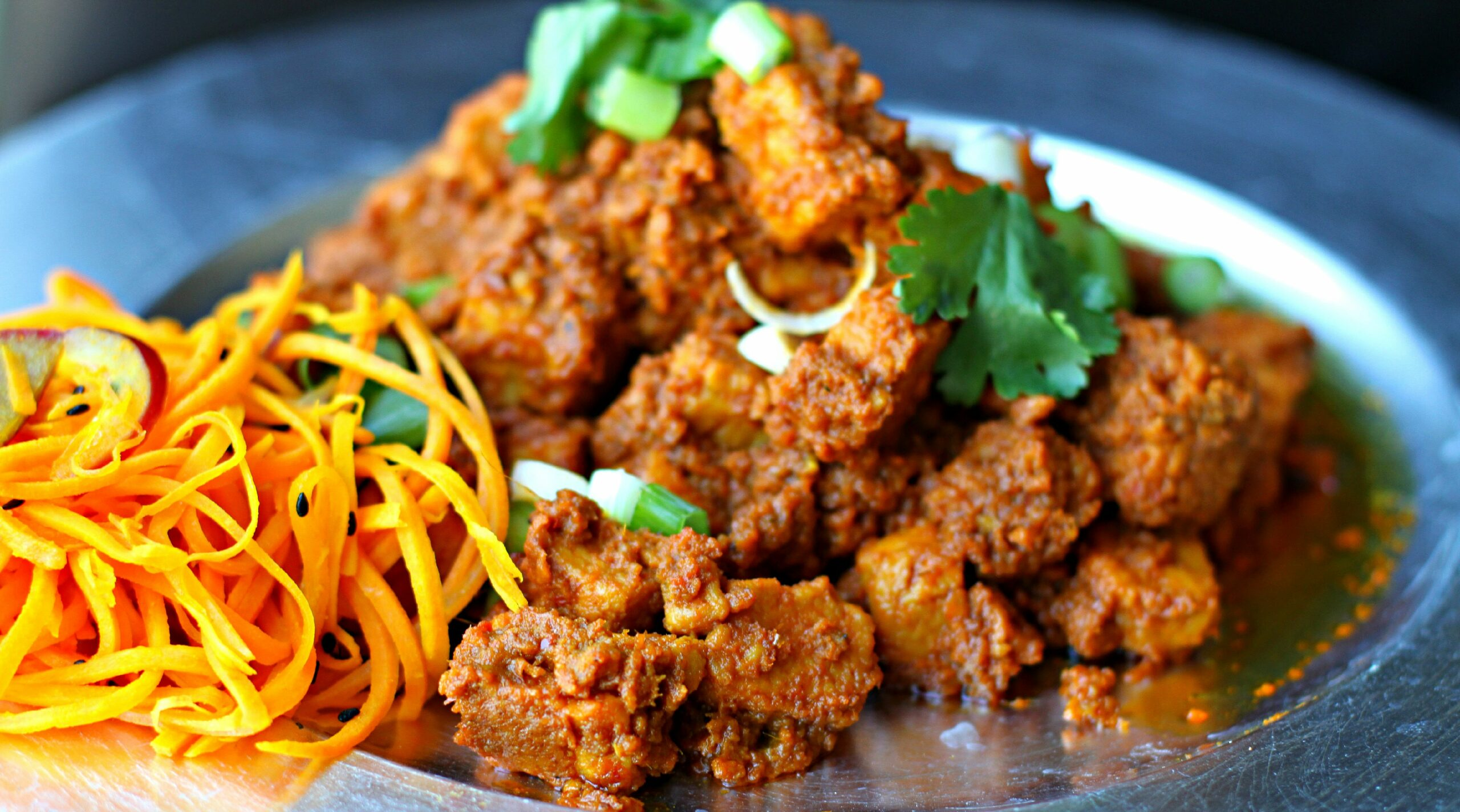 Quorn and sweet potato curry - Simple Quorn Recipes